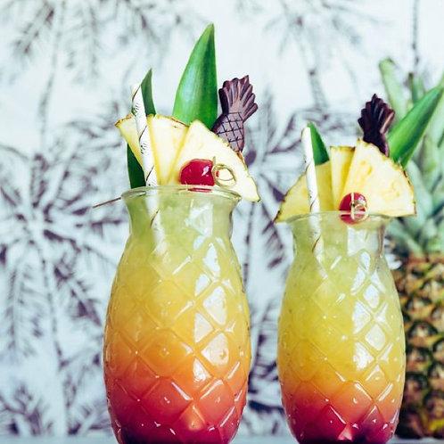 Tiki Pineapple Glass (25)