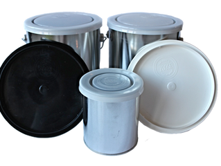 Zoose Paint Products introduces 5 pack of paint can coasters and lids!!!