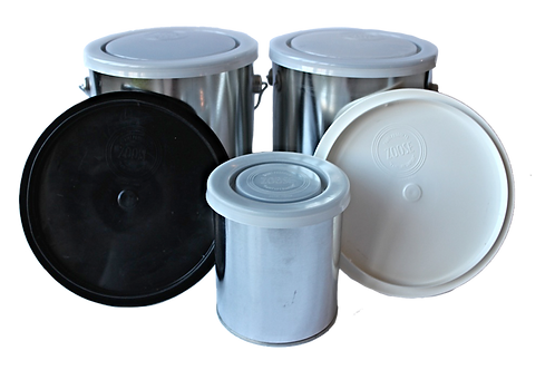 Zoose Coasters & Lids - 5 Pack Combo