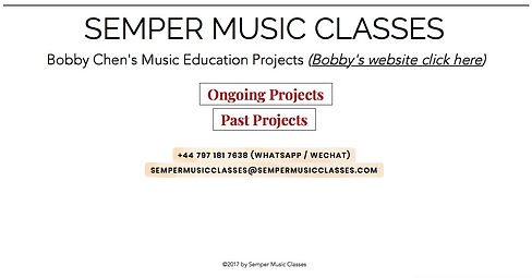 Semper Music Classes