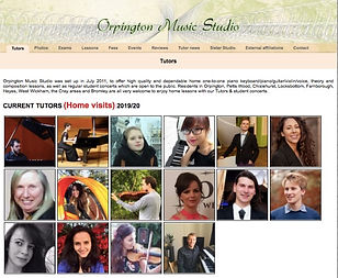 Orpington Music Studio
