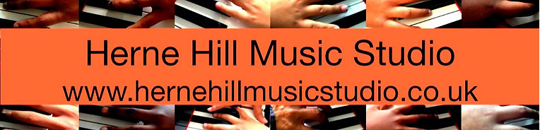 (grab 1) Logo - Herne Hill Music Studio