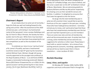 Newsletter Spring 2021: Beethoven Piano Society of Europe (BPSE) - two reviews 26Oct2020 & 10Nov2020