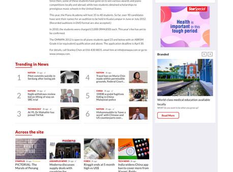 The Star Newspaper - 11th April 2012