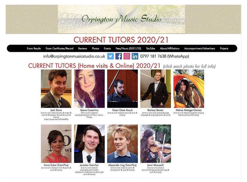 Orpington Music Studio