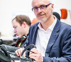 Rostislav Haufer, MBA