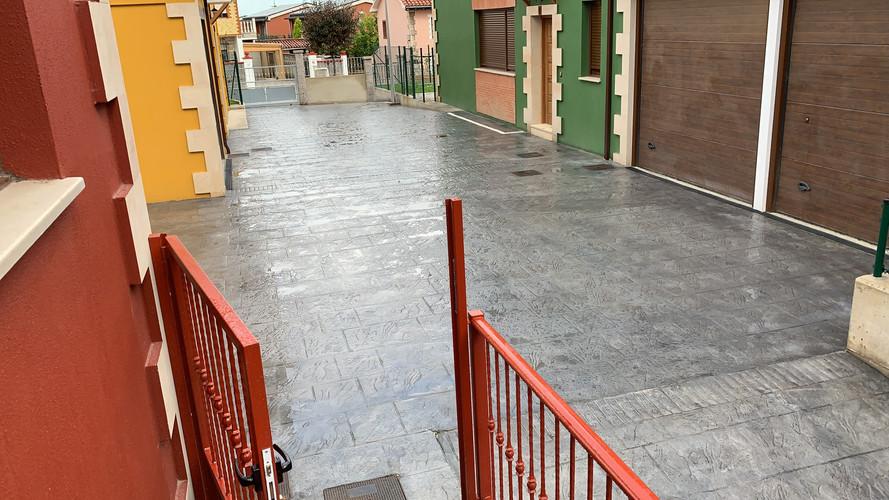 Comunidad cerrada y segura