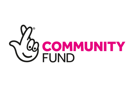 £5,000 grant from the National Lottery Community Fund