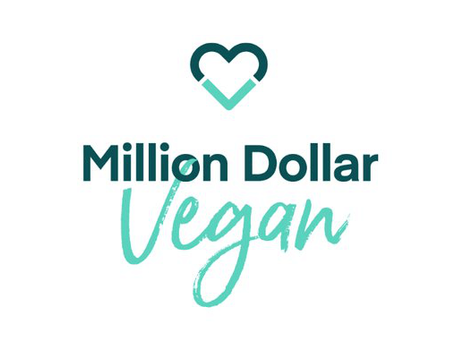 'Million Dollar Vegan' has sponsored 450 plant-based meals towards our 'Free Food Delivery' Project