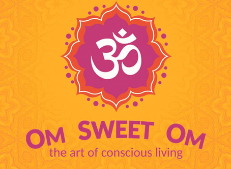 "Grand Opening of our Wellbeing centre ""OM Sweet OM"" in Glasgow"