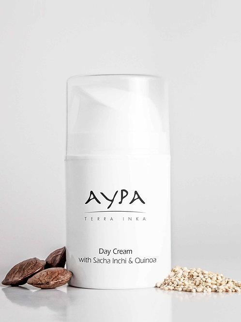 Crema giorno alla Quinoa e Sacha Inchi