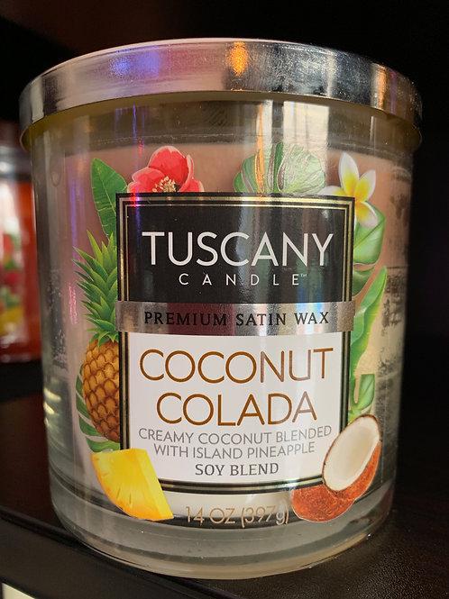 Coconut Colada Breeze