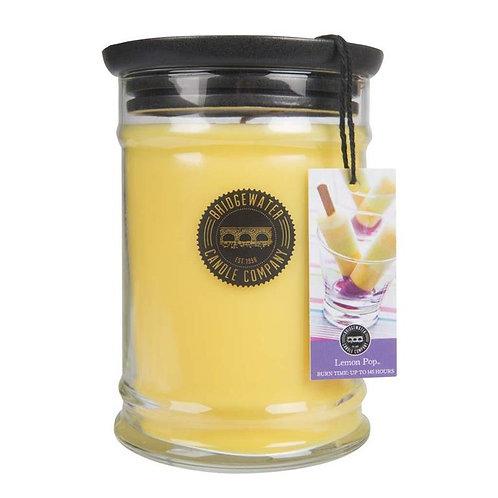 Lemon Pop Large Jar