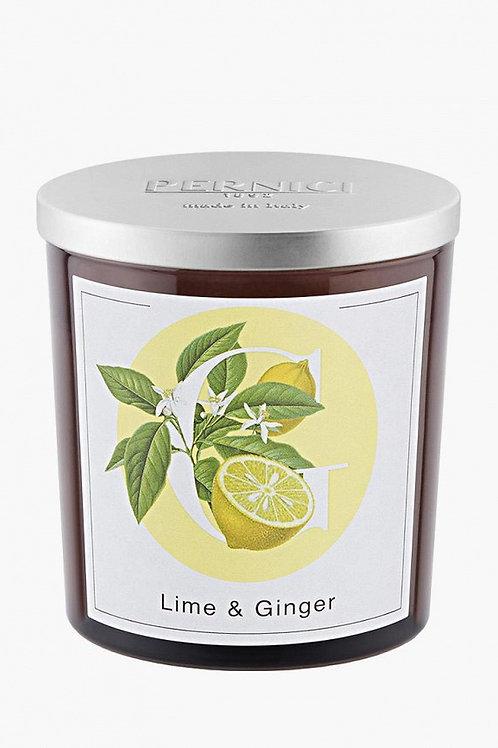 Lime & Ginger