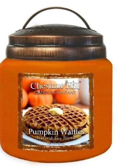 Pumpkin Waffle