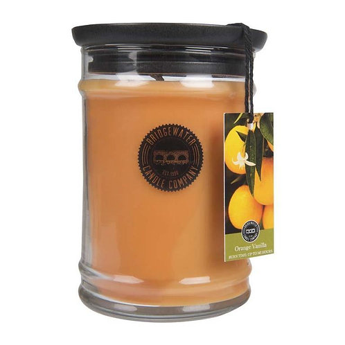 Vanilla Orange Large Jar
