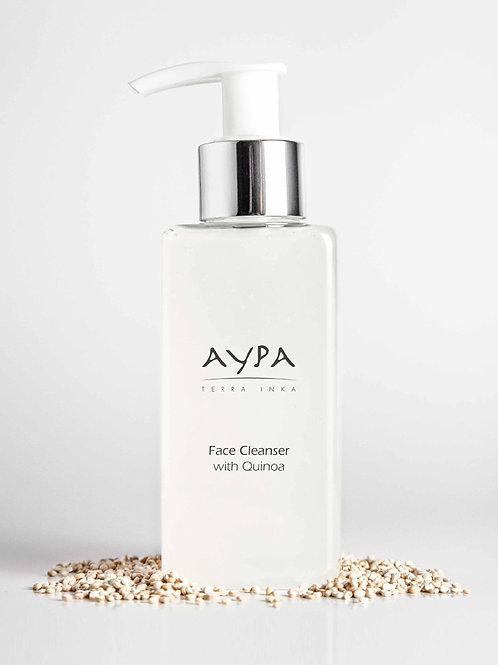 Detergente Viso alla Quinoa