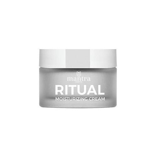 RITUAL Crema viso idratante con acido Ialuronico puro