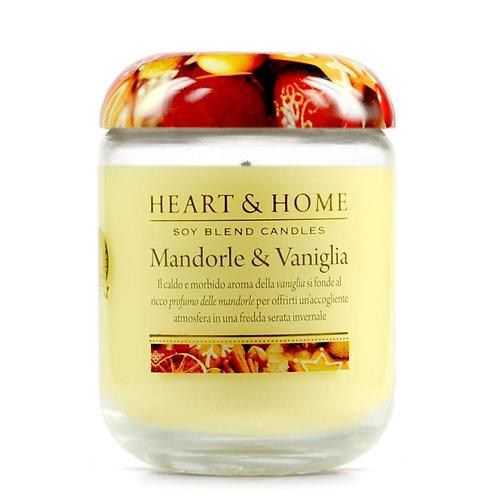 Mandorle e vaniglia Large