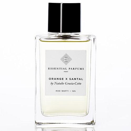 Orange X Santal Eau de Parfum