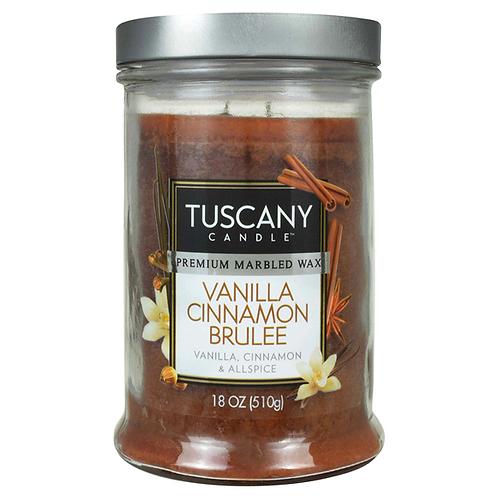 Vanilla Cinnamon Brûlée
