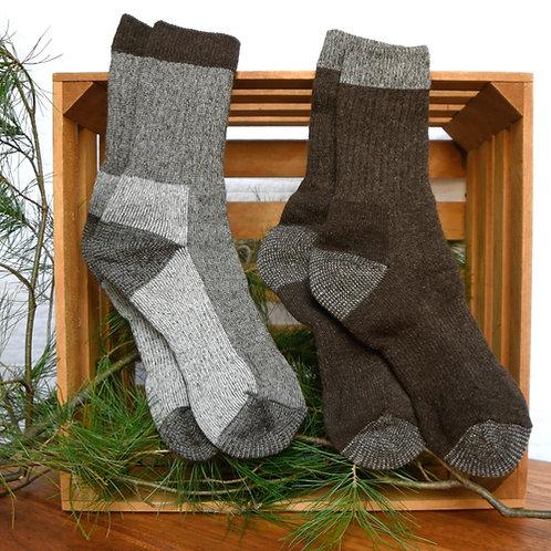 Yak Crew-Boot Socks
