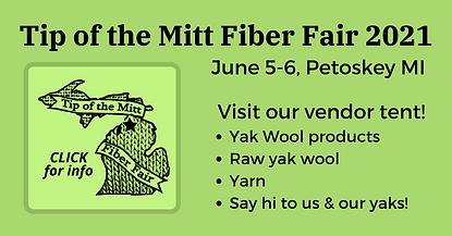 Tip of the Mitt Fiber Fair Banner.png