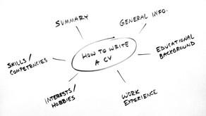 How to...write a sensational CV