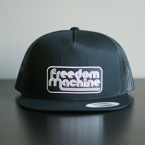 Freedom Machine Tracker Cap - Vintage