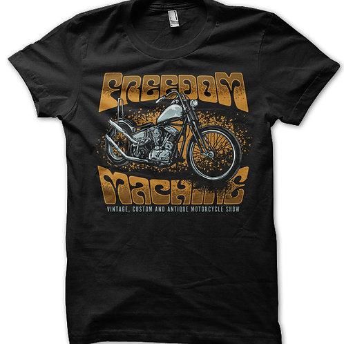 Freedom Machine 2018 T-Shirt