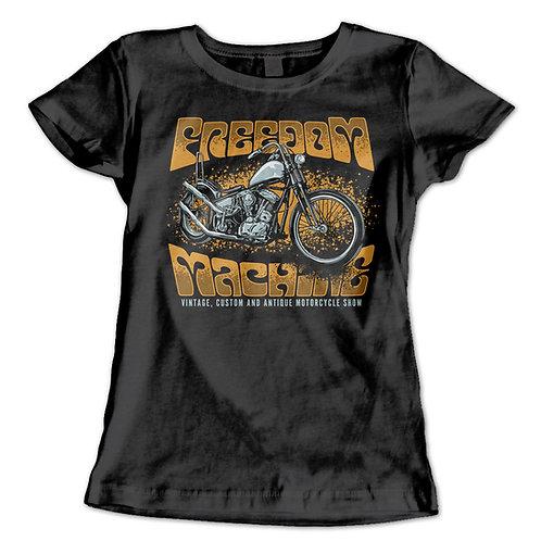 Freedom Machine 2018 - Ladies T-Shirt