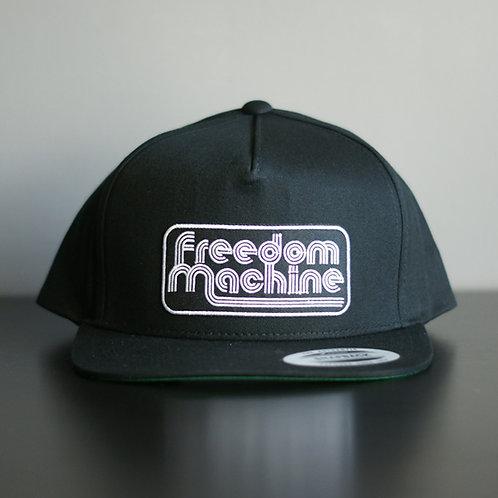 Freedom MachineSnapback Cap - Vintage