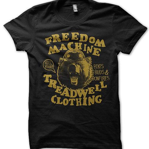 Freedom Machine x Treadwell T-Shirt