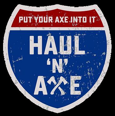 Haul N Axe Logo