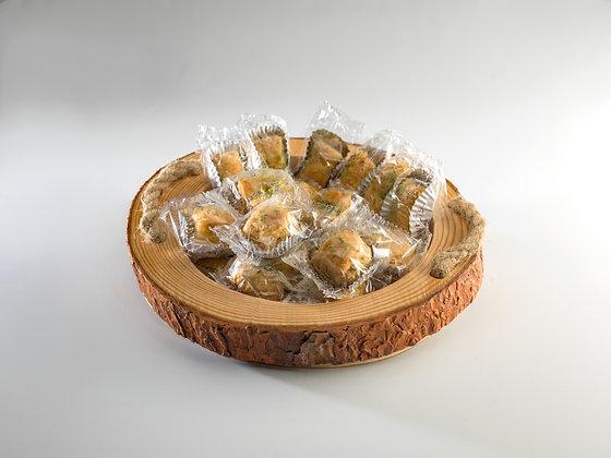 Baklava (Sugar Free), Wooden Tray, 500g
