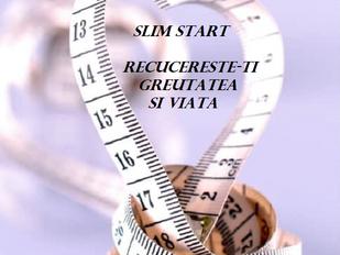 """Slim Start"" – recucereste-ti greutatea si viata"