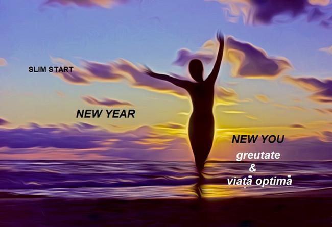 NEW YEAR – NEW YOU. Alege anul 2020 pentru a-ti trai viata in varianta optima! Pune bazele obiceiuri