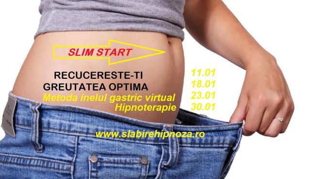Slim start – Recucereste-ti greutatea