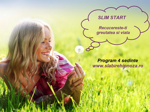"""Primavara vine cu programul """"Slim Start – Recucereste-ti greutatea si viata"""""""