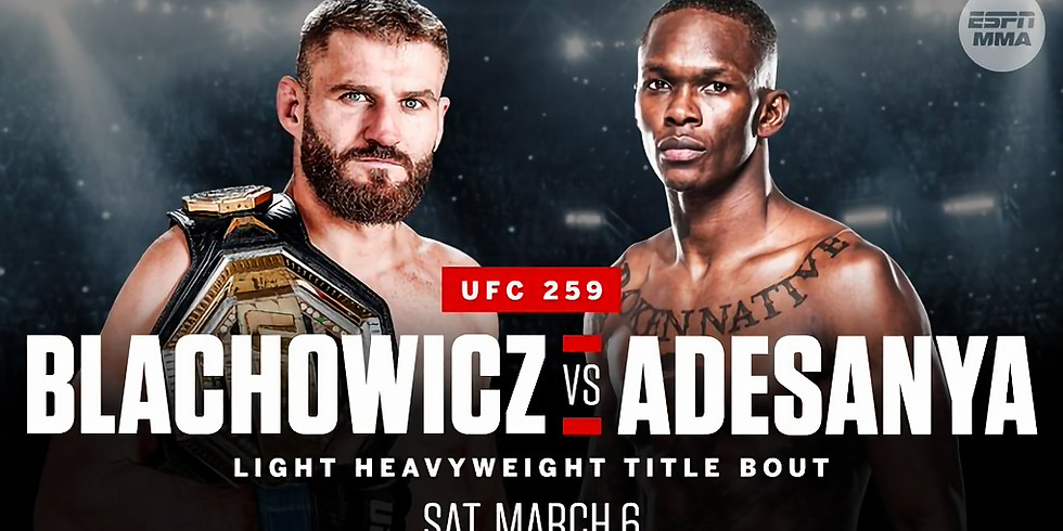 UFC Watch Party