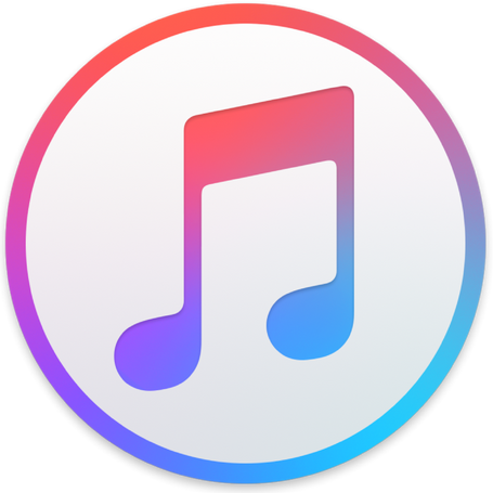 Click on the logo to check out my page on Apple Music!