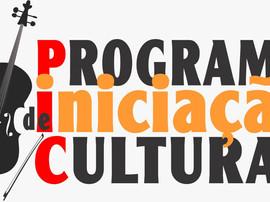 Breve resumo do histórico do PIC-Projeto de Iniciação Cultural