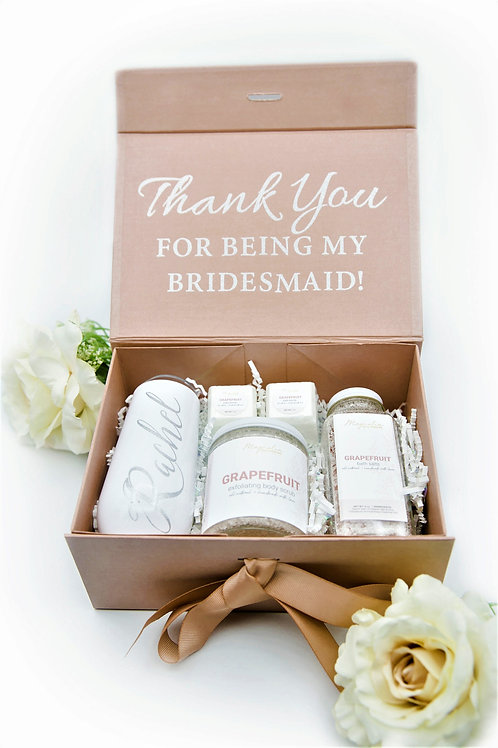 Bridal Party Custom Gift Boxes