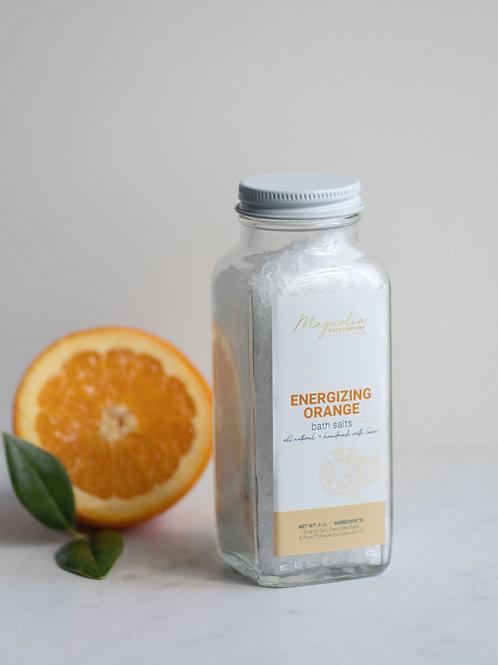 Orange Bath Salts