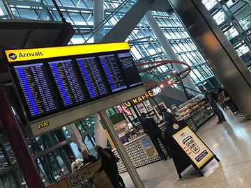 heathrow airport chauffeur car service a
