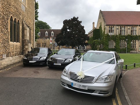 chauffeured cars gloucestershire