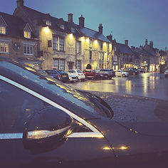 Stow on the wold chauffeuring