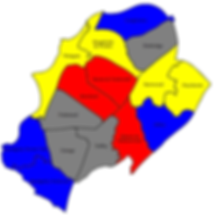Gloucester district areas.png