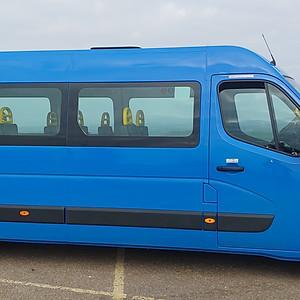Vauxhall Movano DPV