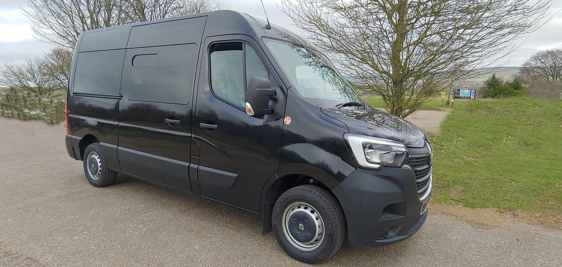 Renault Master Converted by Warnerbus